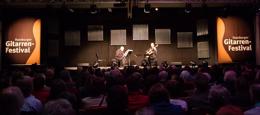 Gitarrenfestival 2016 | Giora Feidmann und Johannes Tonio Kreusch