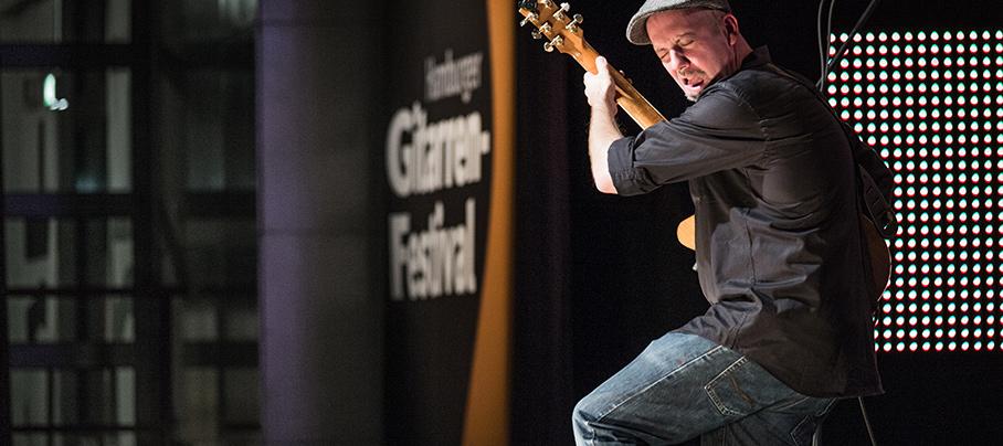 Gitarrenfestival 2016 | Adam Rafferty